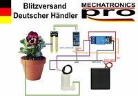 Automatische Bewässerung DIY Bewässerungsset Wasserpumpe Feuchtigkeit Arduino