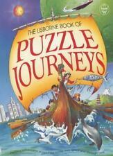 """Puzzle Journeys: """"Puzzle Journey Through Time"""", """"Puzzle Journe ,.9780746033661"""