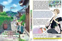 ANIME DVD Natsume Yuujinchou The Movie:Utsusemi Ni Musubu Eng sub + FREE CD