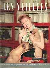 BRIGITTE BARDOT BB rare Full-Cover 8 1954 Elle Les Veillées des Chaumières
