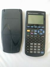 Texas Instruments Graphing Calculator TI-89 with Cover Works!