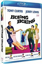 BOEING BOEING (1965 Tony Curtis) -  Blu Ray - Sealed Region free for UK