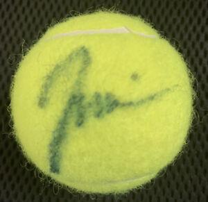 Naomi Osaka Autographed US Open 1 Ball
