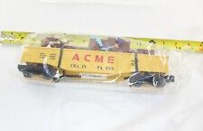 O-Gauge - Lionel Action Gondola - Warner Brothers - Road Runner Coyote 6-16737