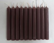 """12 Mini 4"""" Chime Spell Candles: You Choose Color (Altar, Ritual)"""