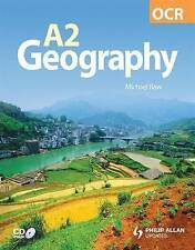 OCR A2 A Level AS Geography by Michael Raw