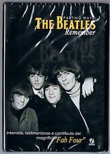 THE BEATLES REMEMBER DVD F.C.  SEALED!!