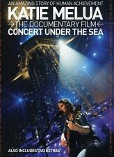 KATIE MELUA The Documentary Film Concert Under The Sea DVD NEW PAL Region 0