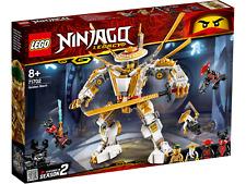 LEGO® NINJAGO™ 71702 Goldener Mech NEU OVP_ Golden Mech NEW MISB NRFB