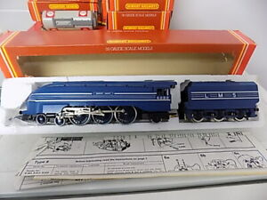 Hornby R834 LMS Coronation Blue lined express livery 4-6-2 Queen Mary