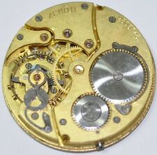 ZENITH POCKET WATCH MOVEMENT 40mm FOR SPARES REPAIRS #W943