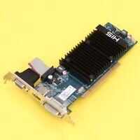 HIS Silence PCI Video Card AMD Radeon HD 5450 512MB DDR3 HDMI VGA DVI