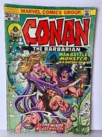Conan The Barbarian #32  Marvel Comics Nov 1973  Robert E. HowardBronze Age