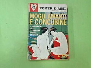 MOGLI AMANTI CONCUBINI POKER D'ASSI 1968
