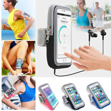 Waterproof Sport Running Jogging Gym Armband Pouch Bag Phone Case Cover Holder