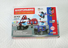 Magformers Police & Rescue 26 Piece Set