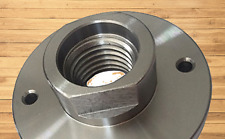Steel Face Plate 1 8 Threaded For Wood Lathe Turning 3