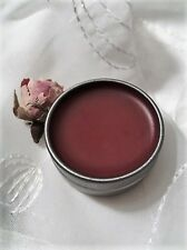 Organic Rose Petal Lip & Cheek Balm - Soft Lips Hint Of Tint & Free Applicator