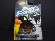 Hot Wheels Plymouth Road Runner 1970 GRIS FAST AND FURIOUS dwf68-999a 1/64