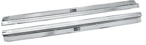 New set sill step plates Monte Carlo SS El Camino Regal Cutlass 1978 - 1988