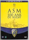 RARE DVD / ASM 100 ANS DE RUGBY + BONUS - EDITION COLLECTOR - NEUF SOUS CELLO