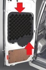 NEW 2014-2017 FORD TRANSIT CONNECT REAR BACK WINDOW GRILLE GUARD COVER SCREEN