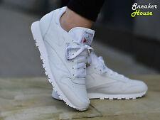 Reebok Classic Leather 50151 Junior/Damen Sportschuhe Sneaker