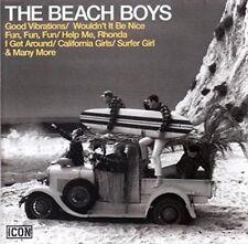 The Beach Boys Icon CD Compilation 20 Tracks