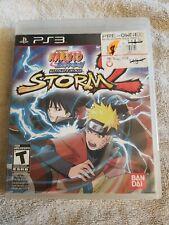 Naruto Shippuden Ultimate Ninja Storm 2 Ps3