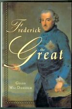 Europe-German States-1750s-Prussia-King-Seven Years War-Frederick the Great-BIO!