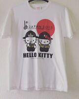 Hello Kitty Official 23rd Scout Jamboree 2015 Kitsch Kawaii T Shirt L Collectab