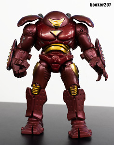 Marvel Universe 3.75 Iron Man 2 Hulkbuster - SHIPS FAST - High Detail Pics!
