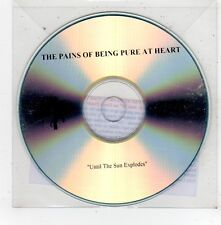 (FV481) The Pains of Being Pure at Heart, Until the Sun Explodes - DJ CD