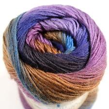 COLOR FLOW Wolle Sockenwolle Strickwolle Lacewolle Stricken Lace Farbverlauf 815