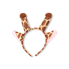 Giraffe Headband Fancy Dress Animal Ears Costume Unisex Animal Costume