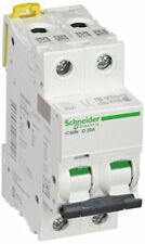 Schneider Electric A9 F75220 Ic60 N Disjoncteur Acti9 courbure D 2p 85 mm HA