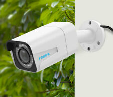Reolink RLC-511 PoE IP 4x Optical Zoom Outdoor Camera