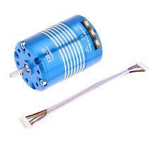 540 13,5 T Motor sin escobillas Sensored Para 1/10 Rc Coche Carro Piezas