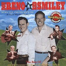 DON RENO Strictly Instrumental: The Best of 16 Rural Rhythm CD