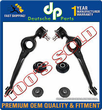 AUDI A6 S4 S6 100 QUATTRO CONTROL ARM ARMS BALL JOINT BUSHING BUSHINGS SET