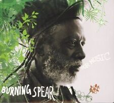 FREE US SHIP. on ANY 2 CDs! USED,MINT CD Burning Spear: Our Music