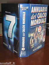 ANNUARIO=ALMANACCO DEL CALCIO MONDIALE=1998/99=1998/1999= WORLD SOCCER YEAR BOOK