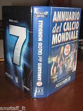 ANNUARIO=ALMANACCO DEL CALCIO MONDIALE=1998/99=1998/1999= WORLD SOCCER YEAR BOOK