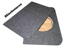 "ZEnclosures Honda S2000 SUB Subwoofer Box 1-12"" with Stealth Protective Cover"