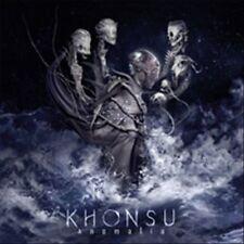 Khonsu-Anomlia CD New Anaal Nathrakh Thy Catafalque Ihsahn Enslaved Krallice