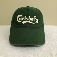 Carslberg Beer Promo Adult Mens Strapback Hat Cap