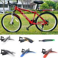 Bicicleta de montaña defensas Alas Bicicleta guardabarros Delantero / trasero