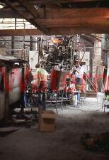 Kanawha Glass Blower Factory Worker Dunbar West Virginia 1974 Kodak 35mm Slide 2