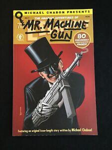 Michael Chabon Presents The Amazing Adventures of Mr. Machine Gun No. 7