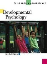 Developmental Psychology: Childhood and Adolesence,Shaffer